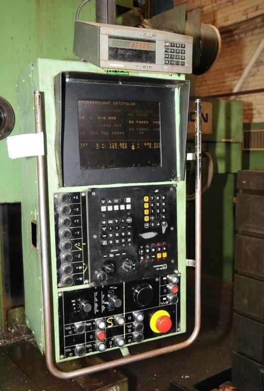 Фрезерно-расточный станок UNION BFT 110 фото на Industry-Pilot