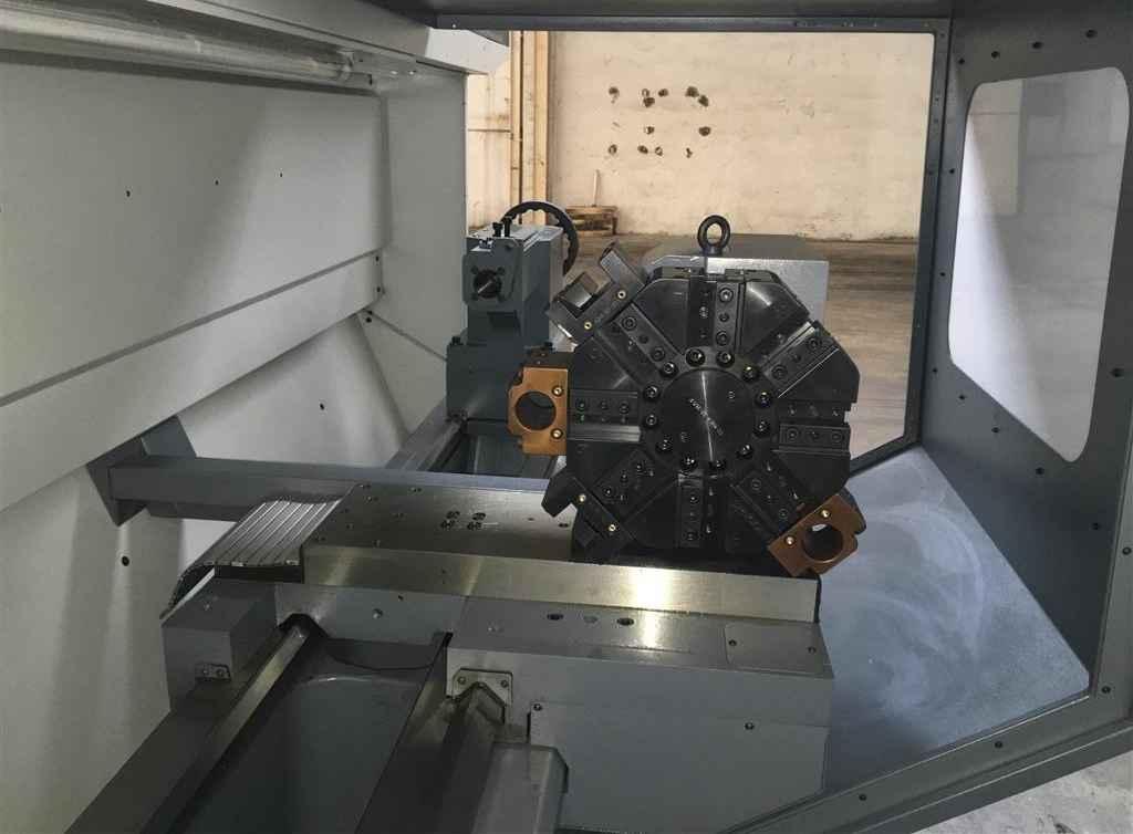 Hollow Spindle Lathe KRAFT KTH 400-3000 фото на Industry-Pilot