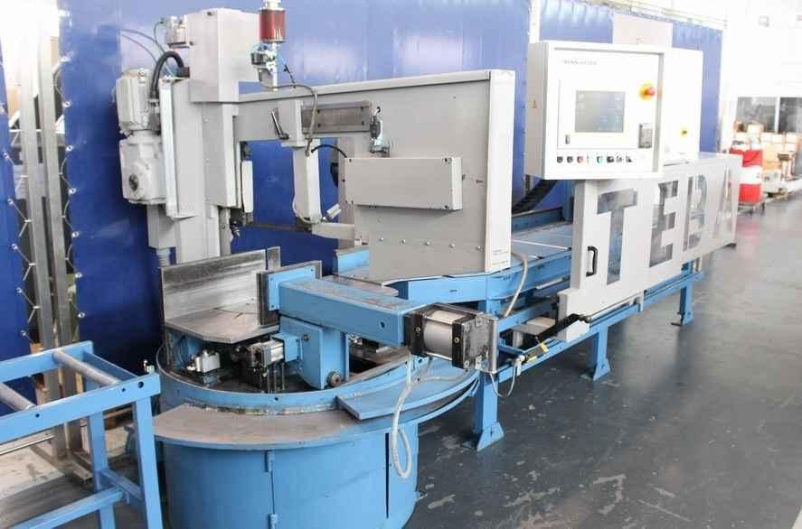 TRENNJAEGER TEBA 310 DGA CNC фото на Industry-Pilot