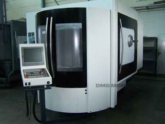 Machining Center - Universal DMG MORI DMC 80 U hi-dyn photo on Industry-Pilot