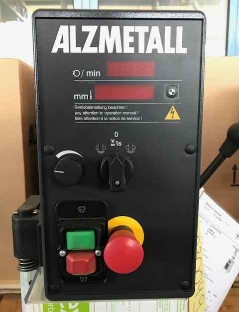 Настольный сверлильный станок ALZMETALL ALZTRONIC 16 фото на Industry-Pilot