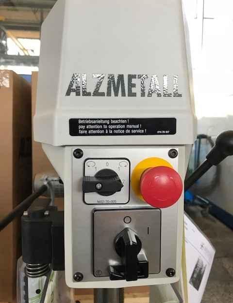 Настольный сверлильный станок ALZMETALL Alzstar 18-T-S фото на Industry-Pilot