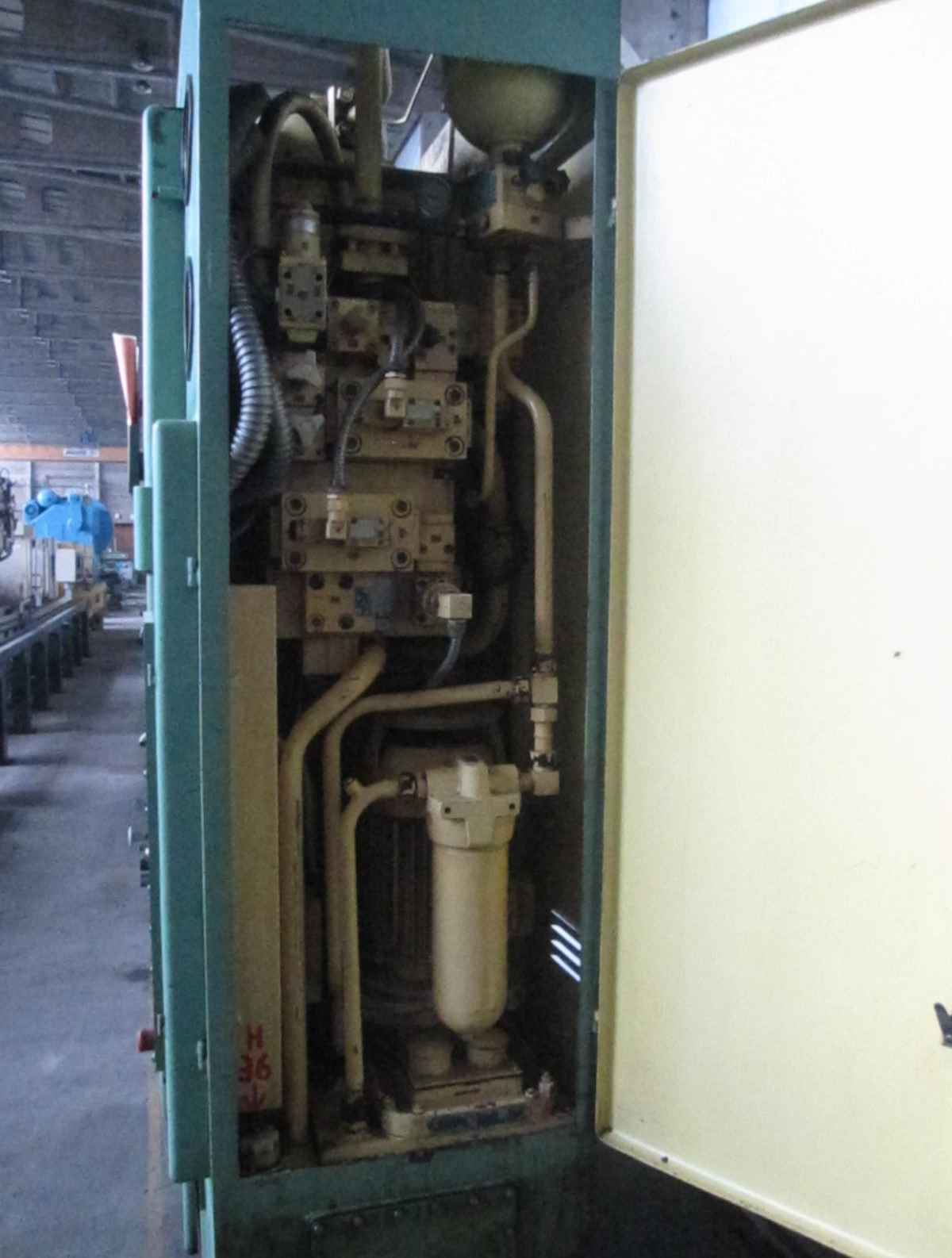 Double Column Drawing Press -Hydr. TFO PH-M 100h photo on Industry-Pilot