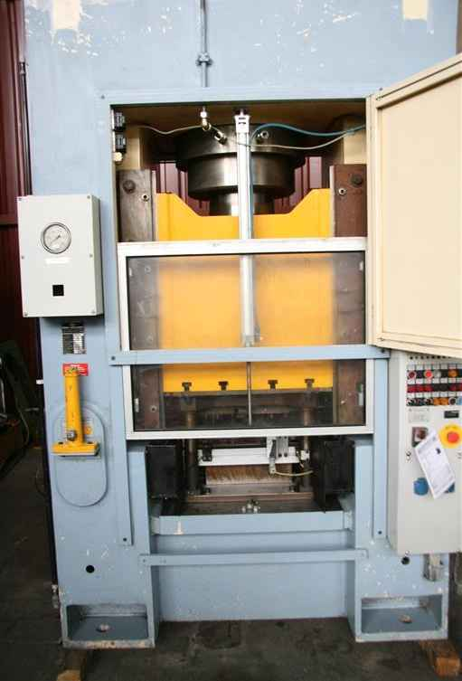 Double Column Drawing Press -Hydr. Edelhoff HZP 160 photo on Industry-Pilot