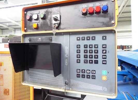 Настольный сверлильный станок WEINBRENNER GP 63-2050 фото на Industry-Pilot