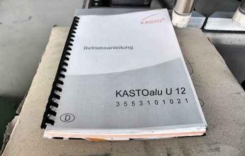 Настольный сверлильный станок KASTO KASTOAlu U 12 фото на Industry-Pilot