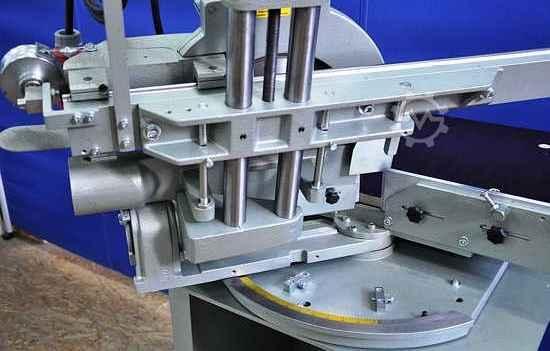 Настольный сверлильный станок GRAULE ZS 135 N фото на Industry-Pilot