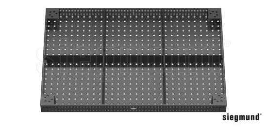 Настольный сверлильный станок SIEGMUND 16, PROFESSIONAL EXTREME 8.7 фото на Industry-Pilot