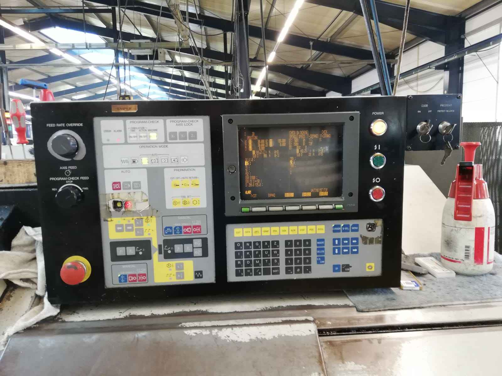 Прутковый токарный автомат продольного точения Citizen Cincom E 25 J  фото на Industry-Pilot