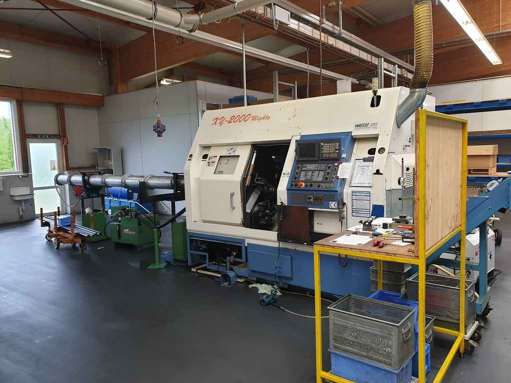 CNC Turning and Milling Machine Takamaz XY 2000 photo on Industry-Pilot