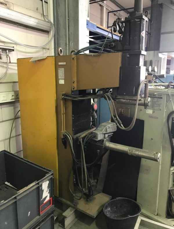 Spot welding machine ARO 2106 B photo on Industry-Pilot