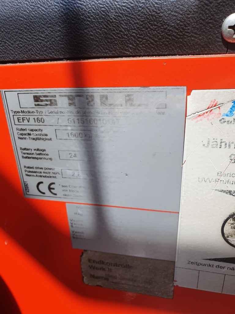 Still EFV 160 фото на Industry-Pilot