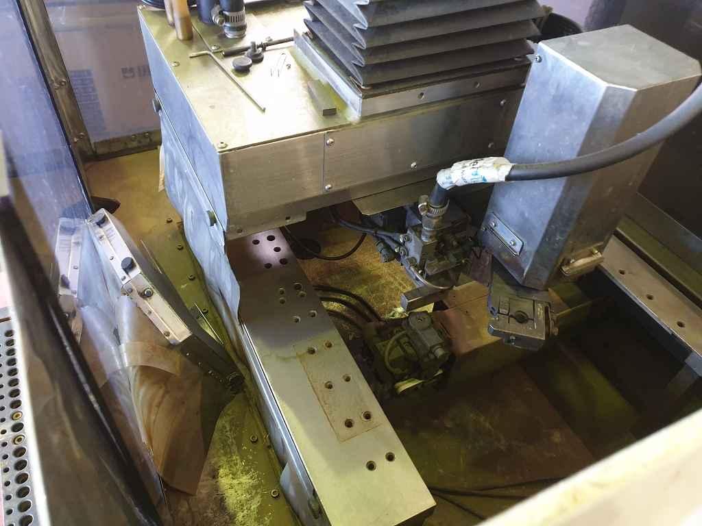 Проволочно-вырезной станок FANUC W1 фото на Industry-Pilot