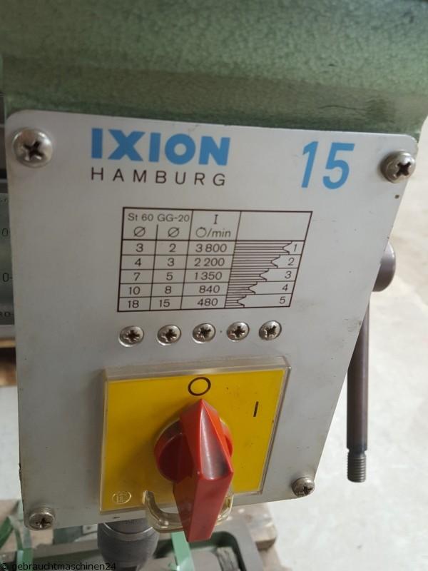 Настольный сверлильный станок Ixion BT B 15 фото на Industry-Pilot