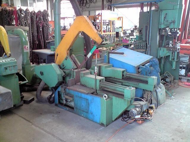 Ножовочные пилы - автоматические Behringer HSM 420 A Bügelsägeautomat фото на Industry-Pilot