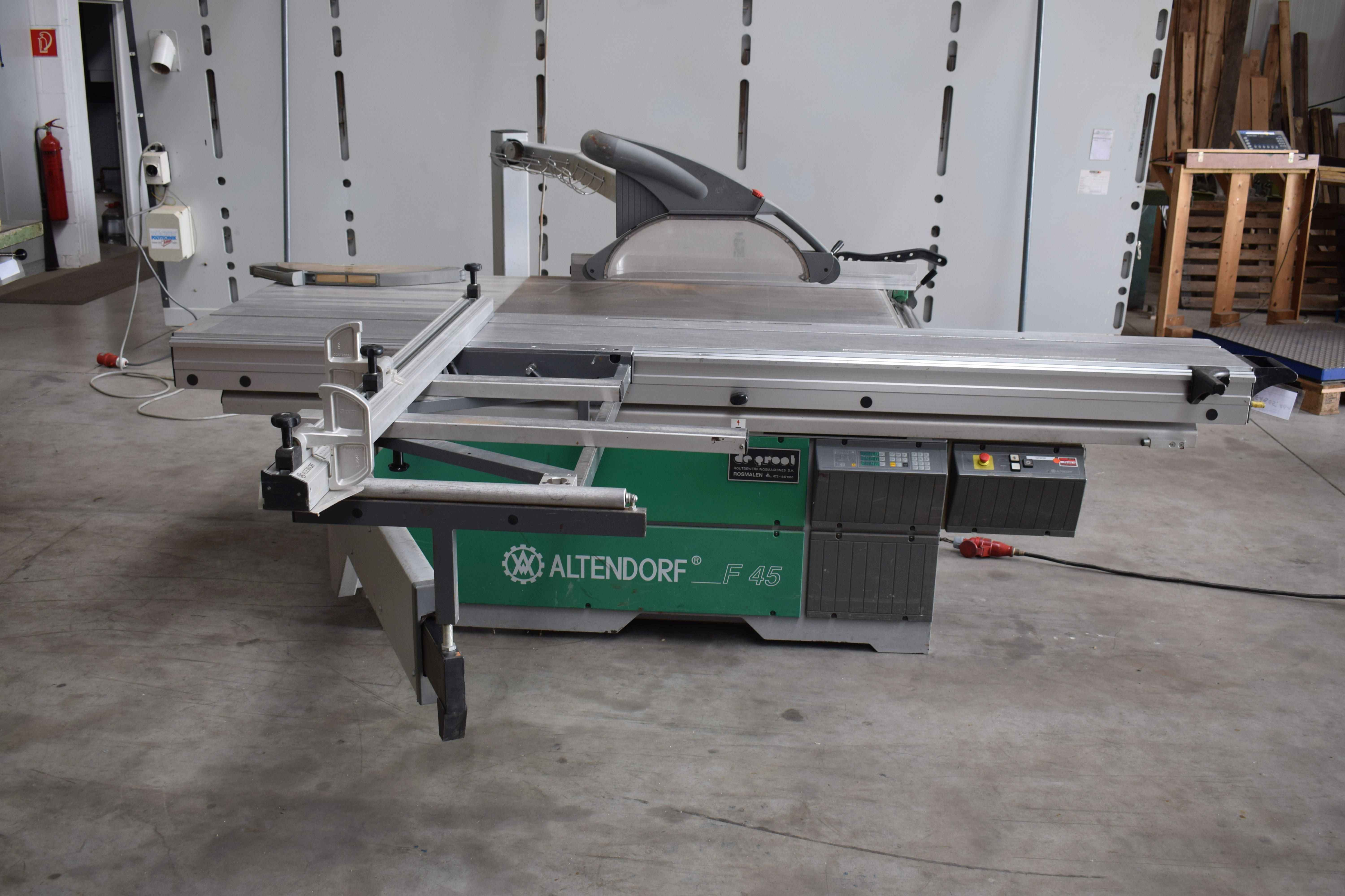Altendorf F45 photo on Industry-Pilot