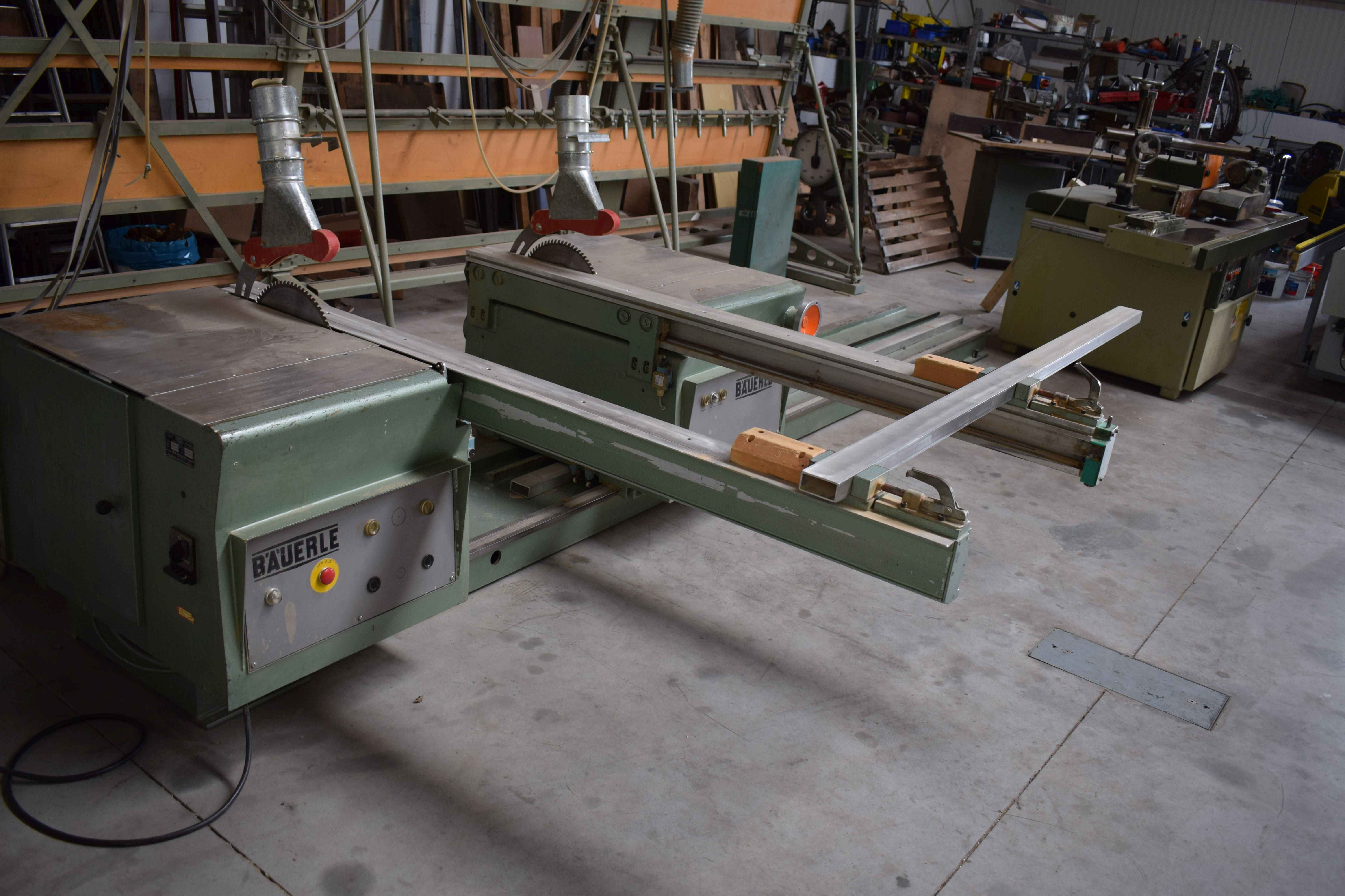 Double cut-off saw Bäuerle DS photo on Industry-Pilot