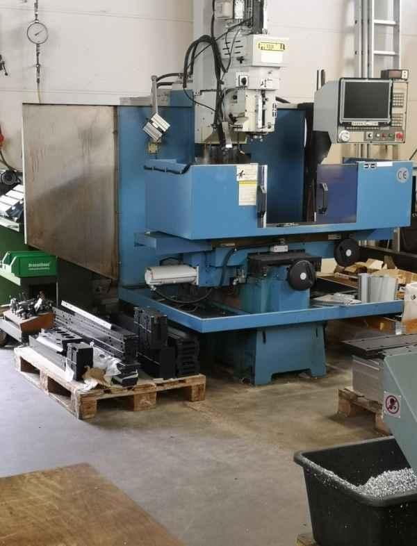 Фрезерно-расточный станок Milltronics Protomill MB 16 фото на Industry-Pilot