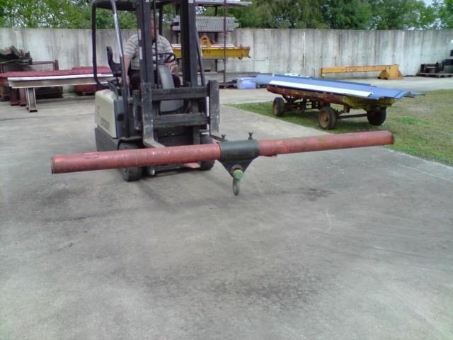 Crane Traverse Balla 4 rd Krantraverse 4 to x ca. 3 m lang photo on Industry-Pilot
