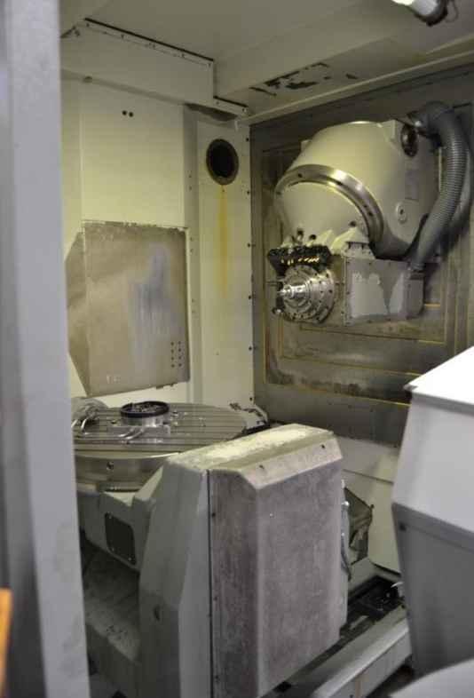 Обрабатывающий центр - универсальный DMG-DECKEL-MAHO DMU 60 P Hi-Dyn Heidenhain фото на Industry-Pilot
