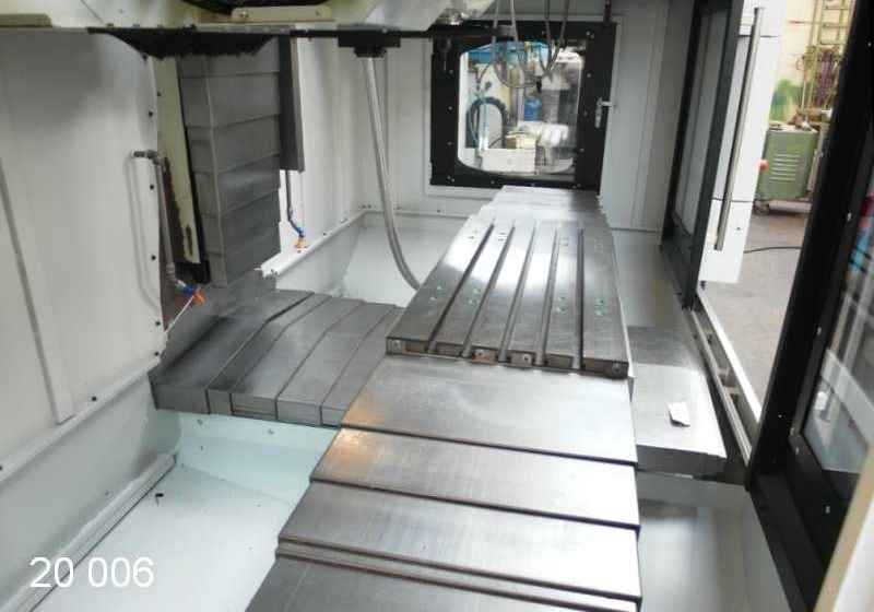 Обрабатывающий центр - вертикальный RIMA (Microcut) RM 1000 Heidenhain фото на Industry-Pilot