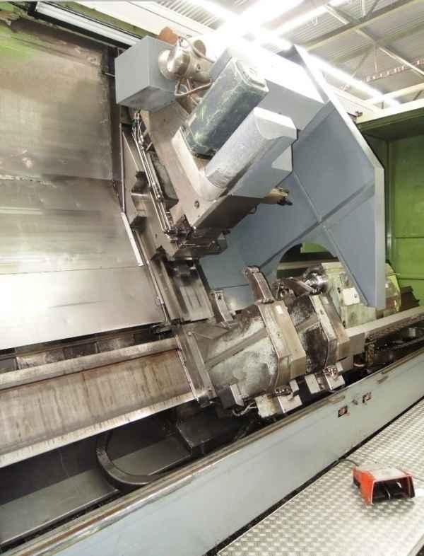 Токарный станок с наклонной станиной с ЧПУ HEYLIGENSTAEDT Heynumat 24 U 5000 Heidenhain фото на Industry-Pilot