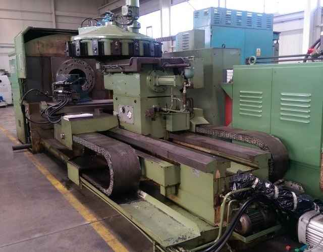 Hollow Spindle Lathe MAX MUELLER AMW-63 1992 фото на Industry-Pilot