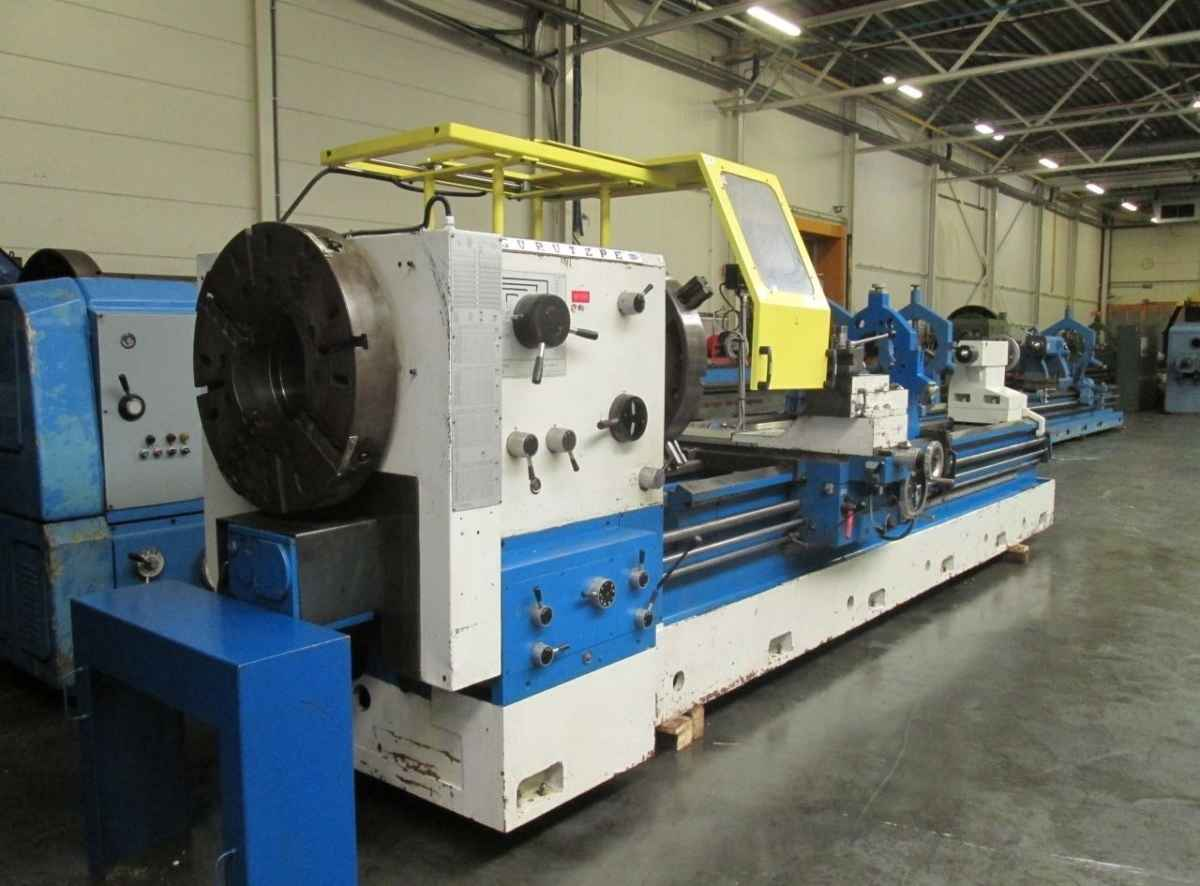 Hollow Spindle Lathe GURUTZPE Super AT 360 1985 фото на Industry-Pilot