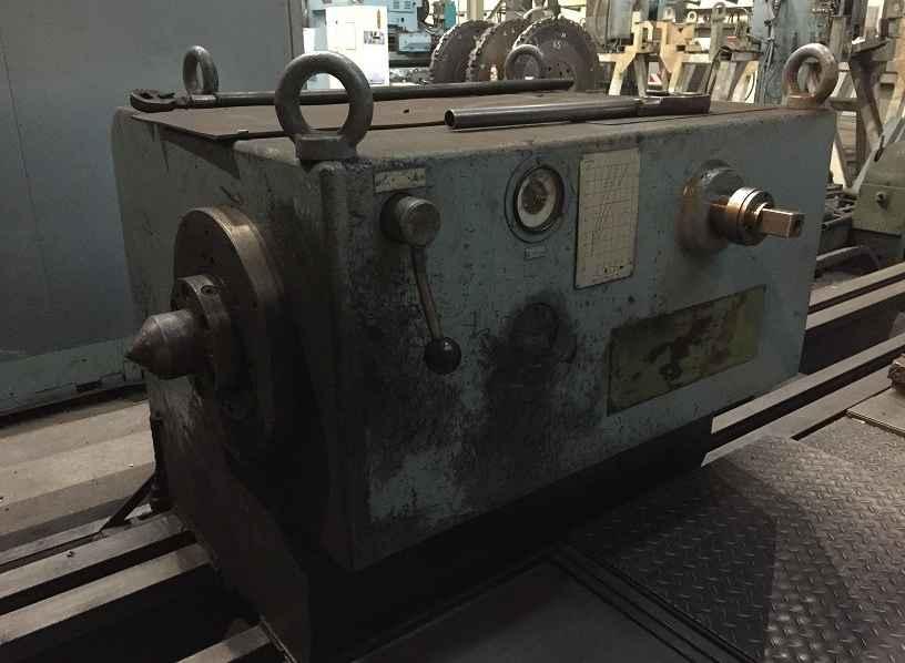Станок для обточки коленчатых валов HOESCH-MFD D 1400 SN-1 x 7400 Heidenhain фото на Industry-Pilot