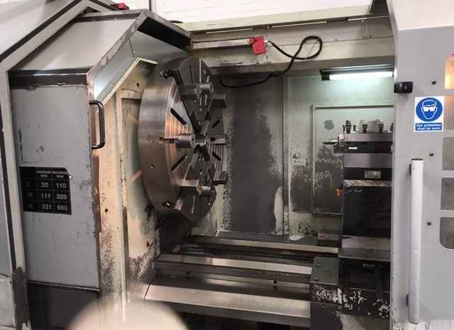 Тяжёлый токарный станок XYZ Machine Tools XL 1100 x 1000 Heidenhain фото на Industry-Pilot