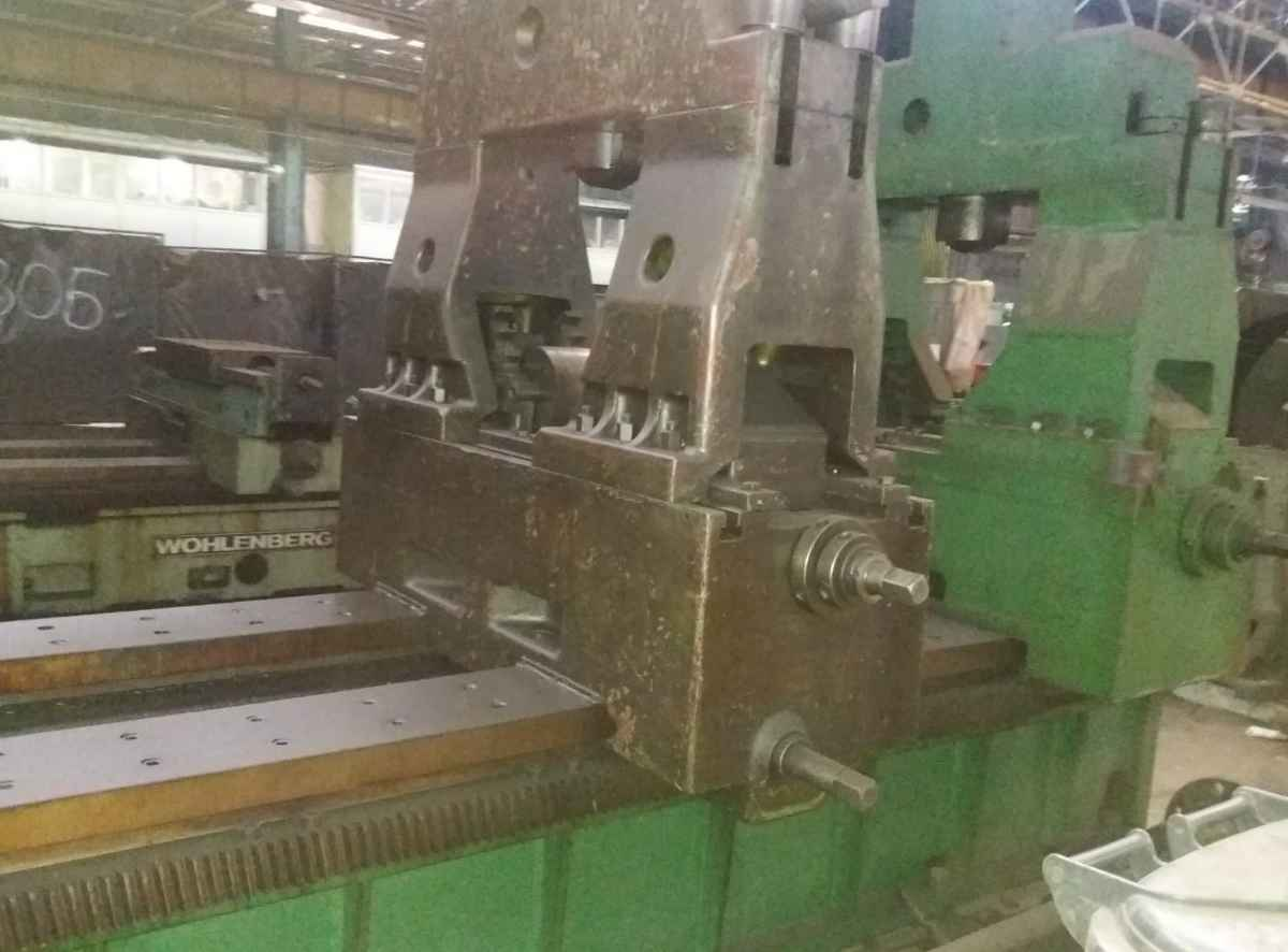Honing machine - internal - horizontal GEHRING HH 12000 - 680 photo on Industry-Pilot