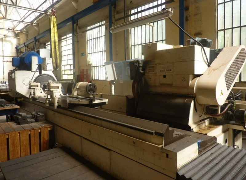 Cylindrical Grinding Machine FARREL Guistina photo on Industry-Pilot