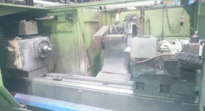 Cylindrical Grinding Machine DANOBAT RU 3000 NC фото на Industry-Pilot