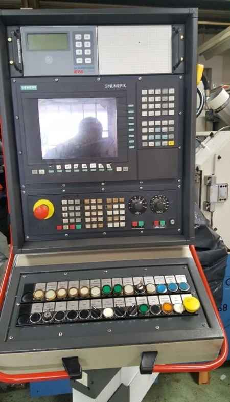 Grinding Machine - Centerless GHIRINGHELLI M 150 SP 610 CNC 3A photo on Industry-Pilot
