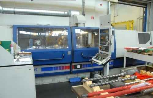 Cylindrical Grinding Machine - Universal TOS-CETOS BUB 50 B CNC-3000 фото на Industry-Pilot