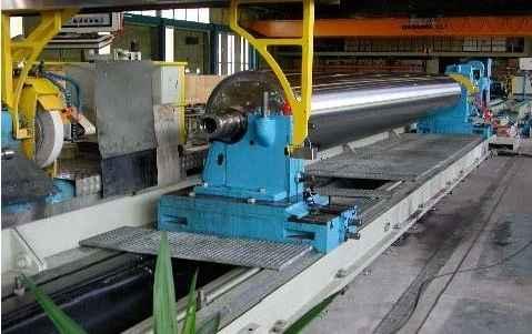 Roll-grinding machine WALDRICH SIEGEN 1800 x 10000 photo on Industry-Pilot