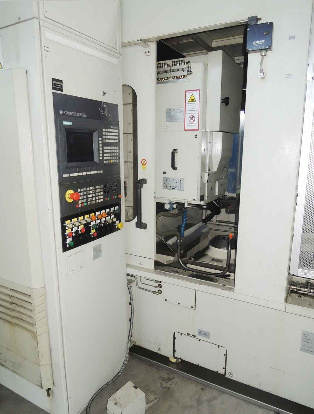 Зубодолбёжный станок GLEASON-PFAUTER PSA 150 CNC Heidenhain фото на Industry-Pilot
