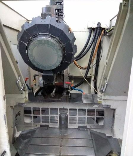 Обрабатывающий центр - вертикальный BROTHER TC-324N фото на Industry-Pilot