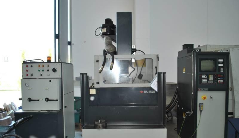 Cavity Sinking EDM Machine CDM ROVELLA ZENIT C4 фото на Industry-Pilot