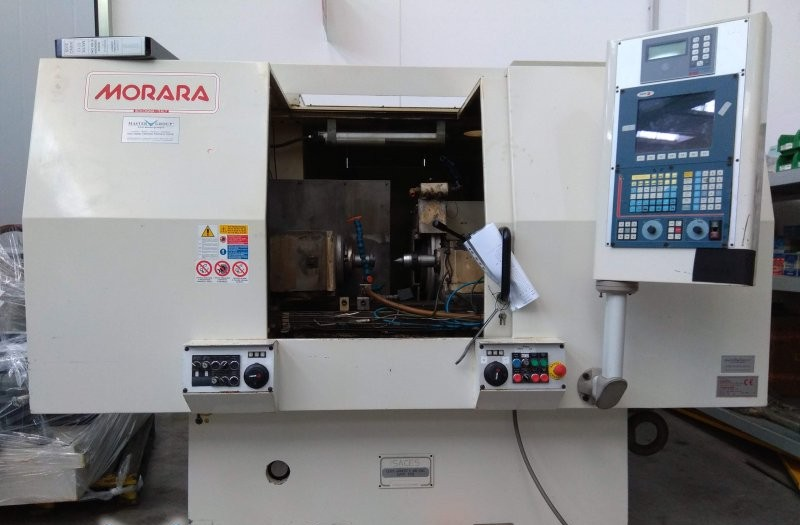 Cylindrical Grinding Machine (external surface grinding) MORARA Quick Grinder E400 photo on Industry-Pilot