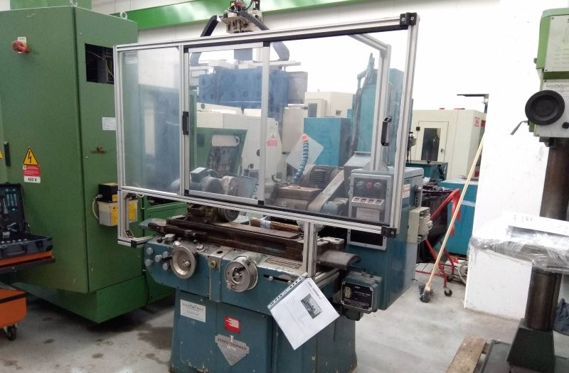 Cylindrical Grinding Machine (external surface grinding) JONES - SHIPMAN 1070 фото на Industry-Pilot