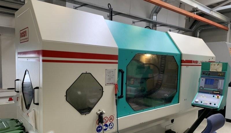 Surface Grinding Machine ROSA IRON 11.6 CNC фото на Industry-Pilot