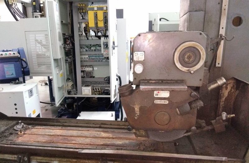 Surface Grinding Machine STEFOR RT 1000 photo on Industry-Pilot