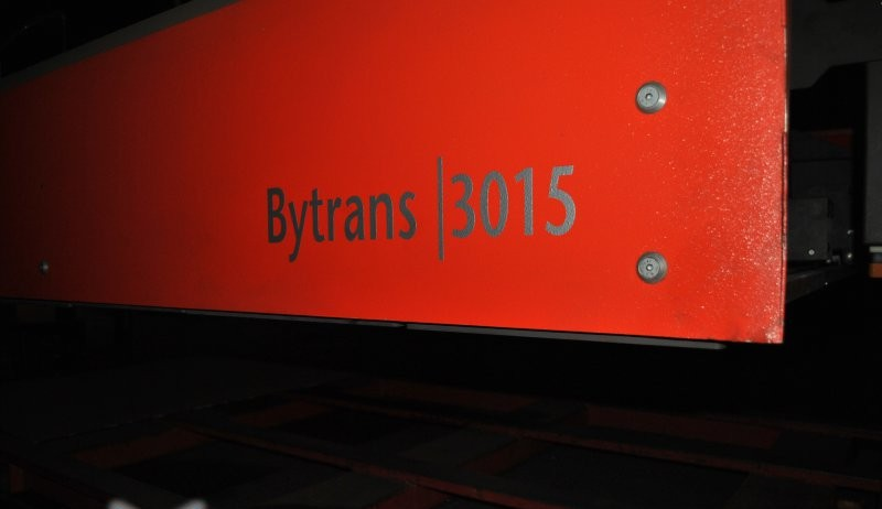 Laser Cutting Machine BYSTRONIC BYTRANS 3015 photo on Industry-Pilot