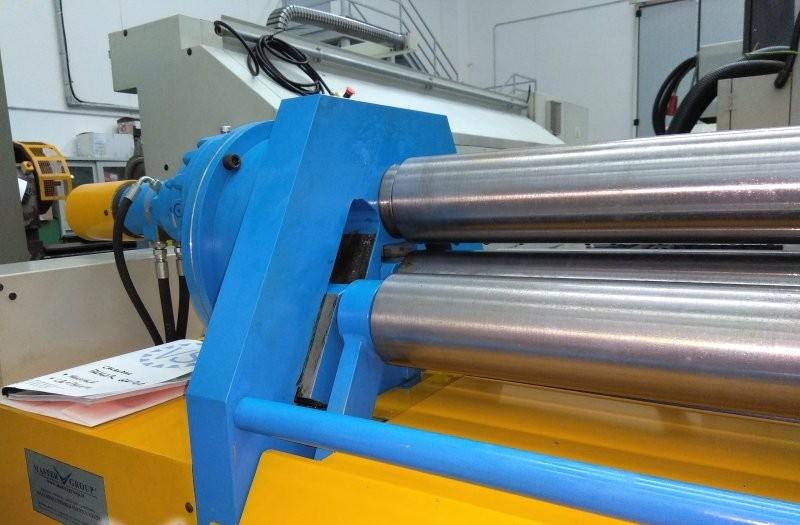 4-вальц. листогибочная машина FAMAR QAI 20/2 фото на Industry-Pilot