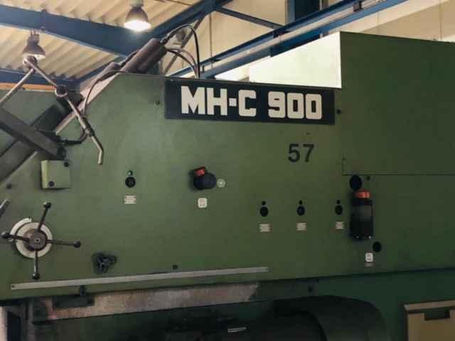 Фрезерный станок - универсальный Maho MH - C 900 фото на Industry-Pilot