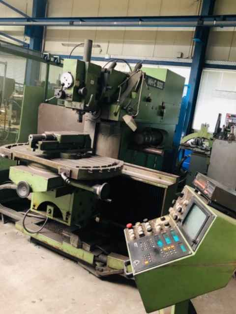 Milling Machine - Universal Maho MH - C 900 photo on Industry-Pilot