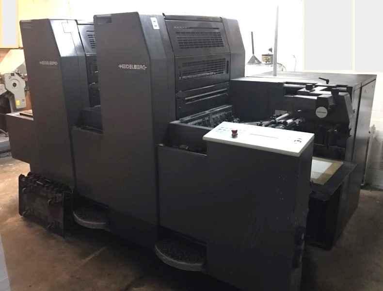 Офсетная печатная машина Heidelberg SM 52-2 фото на Industry-Pilot