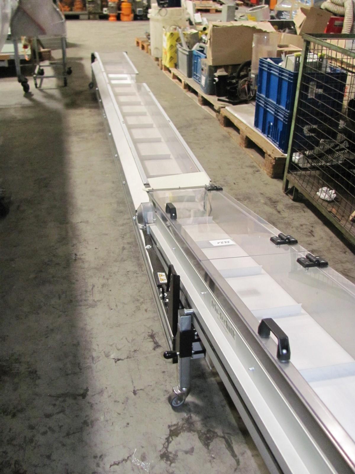 L Conveyor TRIO 3500x2000x260 mm breit photo on Industry-Pilot