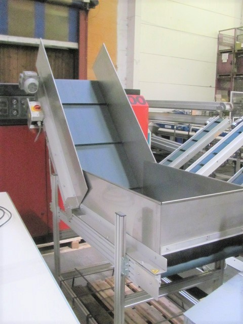L Conveyor Schuma 1000x1250x600 mm breit photo on Industry-Pilot